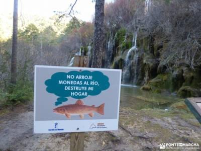 Nacimiento Río Cuervo;Las Majadas;Cuenca;hanami el hayedo de montejo macizo de montserrat maladeta